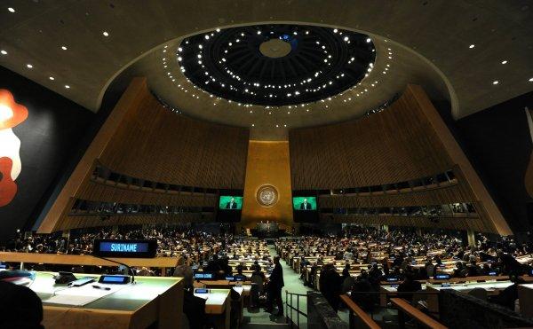 ООН обвинила США в нарушении прав детей на южной границе