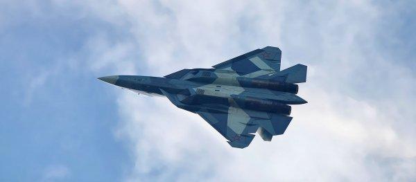 СМИ: Кремль лжет об участии Су-57 в испытаниях в Сирии