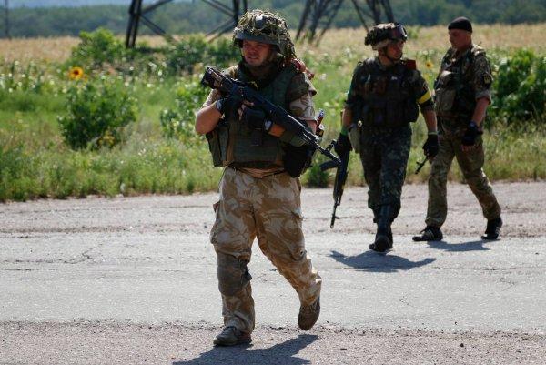 Бойцы ДНР задержали украинского шпиона-иорданца