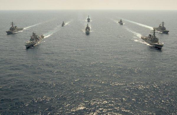 НАТО: Россия виновата в нарушении военного равновесия в Черном море