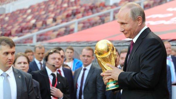 Владимир Путин рассказал, какие матчи ЧМ-2018 он планирует посетить