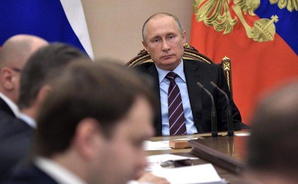 Путин: Предупреждение аварий напрямую влияет на благосостояние граждан
