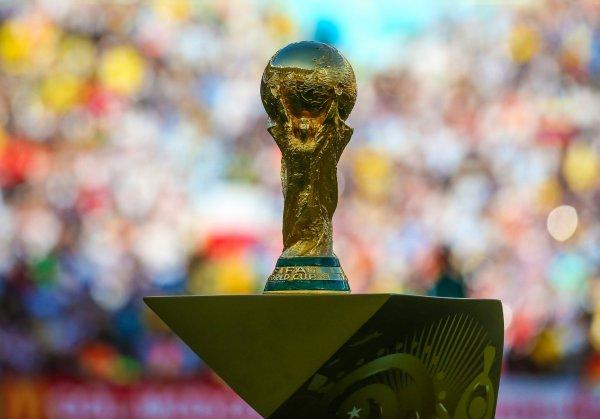 FIFA пригрозила ростовчанам штрафом за использование самодельной символики ЧМ-2018