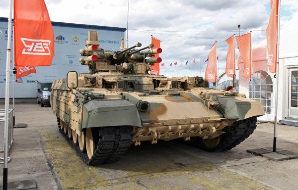 «Терминаторы» вскоре получат боеприпасы с дистанционным взрывателем