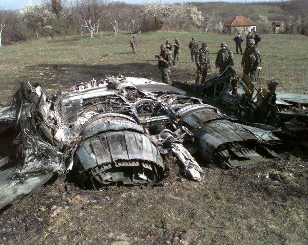 Нидерланды больше не обвиняют Украину в гибели МН17 в Донбассе