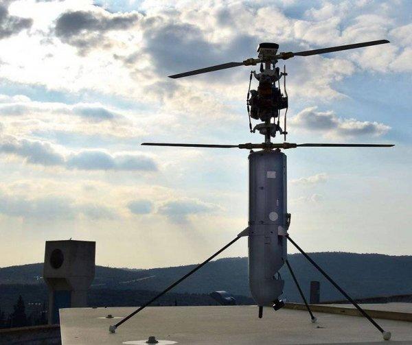 Израиль показал беспилотник-камикадзе Firefly