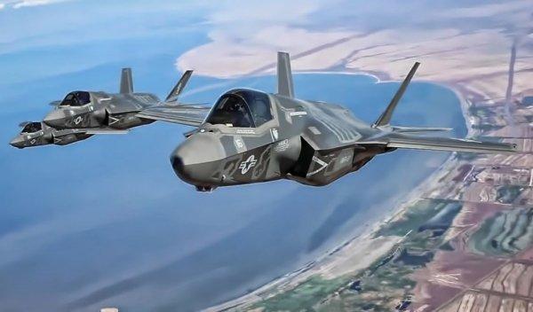 В Великобритании отложили вылет летающего в любую погоду F-35 в связи с непогодой