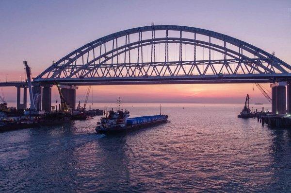 В Крыму рассказали об отсутствии у Украины необходимых прав на мост
