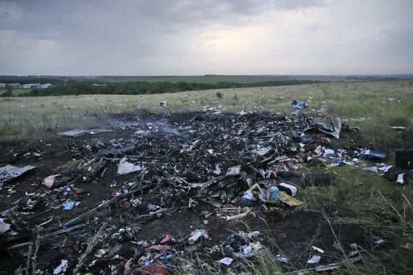 В Сеть попали фото, доказывающие причастность Украины к крушению Boeing 777