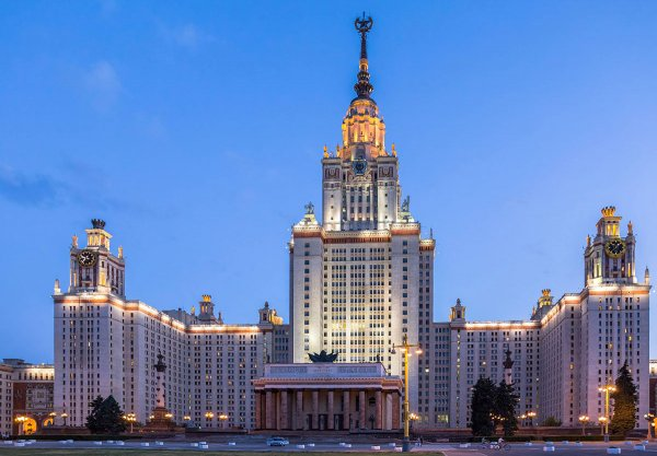 МГУ вошел в первую сотню в рейтинге лучших университетов