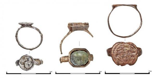 У посольства Армении в Москве нашли кольца и посуду XVII-XIX веков