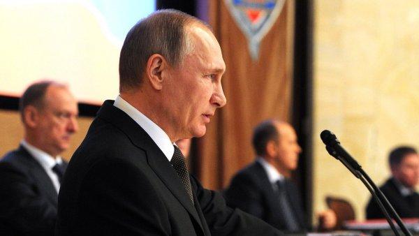 Путин отозвался о шансах начала Третьей мировой войны