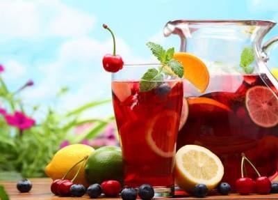 Полезные для здоровья напитки, утоляющие жажду