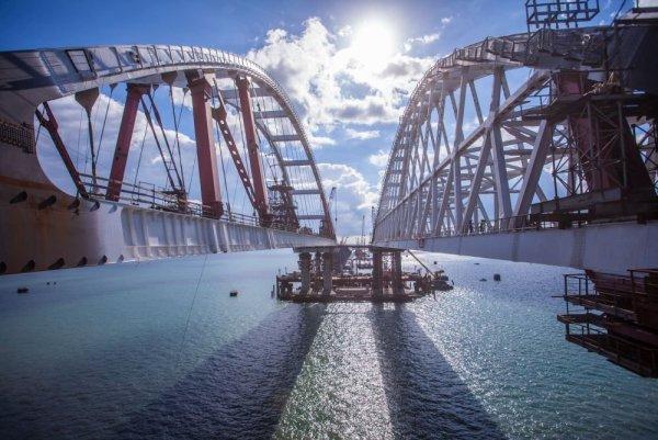Путин заявил, что проезд по Крымскому мосту будет бесплатным