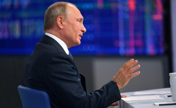 Австрийский телеканал попытался надавить на Путина во время интервью