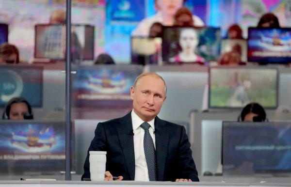 Путин: Преемника определит российский народ