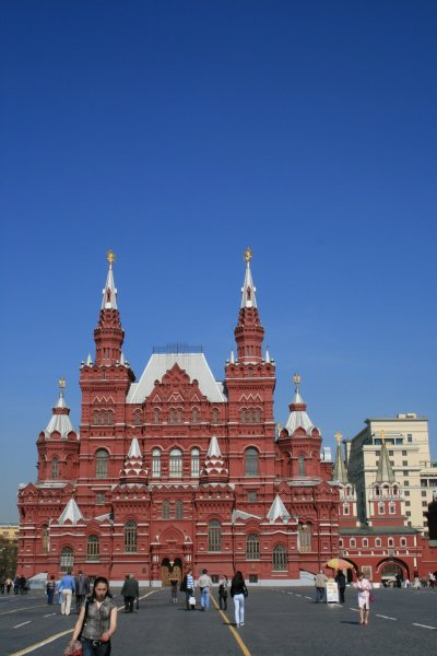 12 июня московский Кремль будет закрыт для посещений