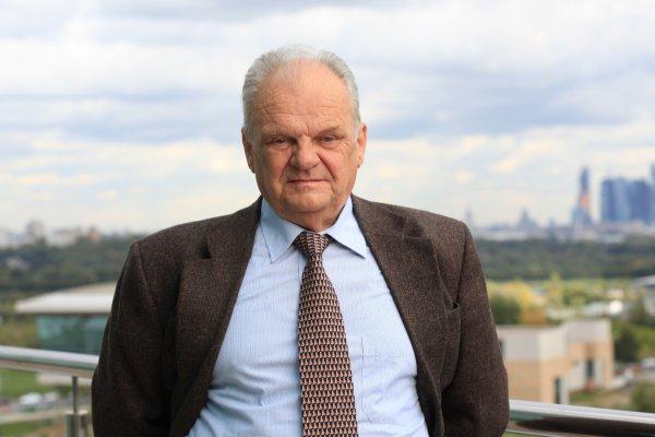 На 84 году ушел из жизни создатель самолетов «Руслан» и «Мрия»