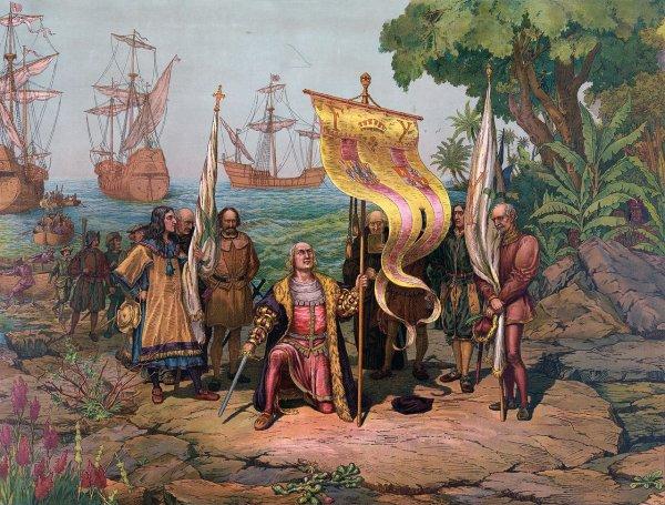 Потерянную семь лет назад копию письма Колумба вернули в Испанию