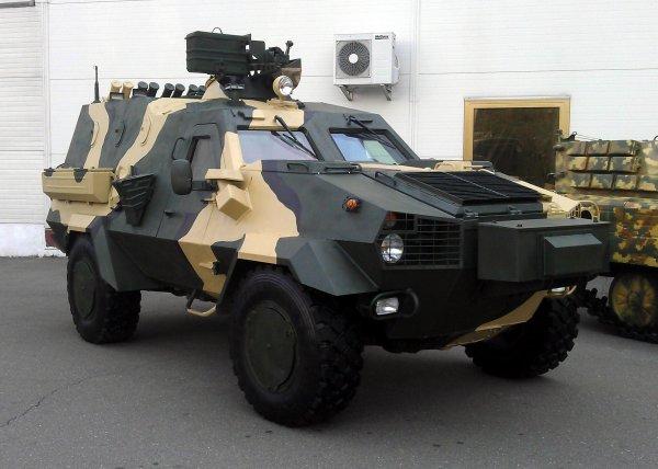 На Украине испытывают пять «пугающих Кремль» вооружений