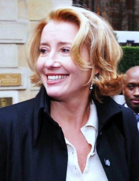 Актриса Эмма Томпсон получила титул дамы по указу Елизаветы II