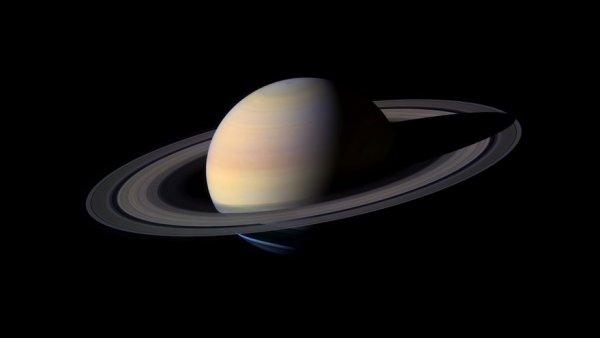 Японские ученые создали мини-Сатурн