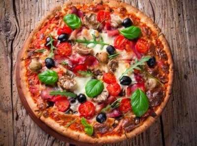 Итальянские ученые назвали рецепт пиццы, замедляющей рост рака