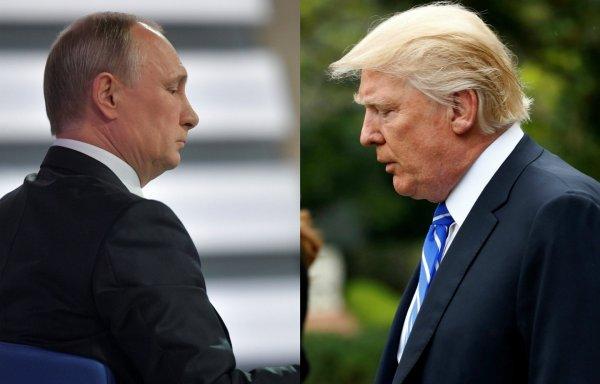 CNN: Путин единственный, кто может положиться на Трампа