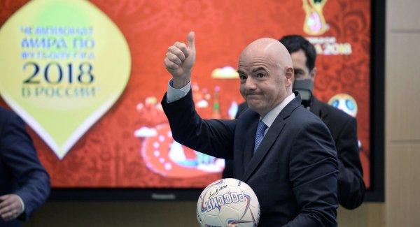 ФИФА разрешила участнику ЧМ-2018 использовать запрещенные вещества