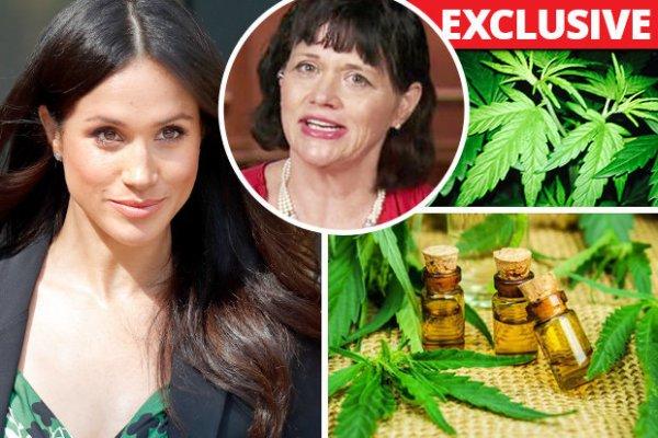 Сводная сестра призывает Меган Маркл легализировать марихуану в Британии