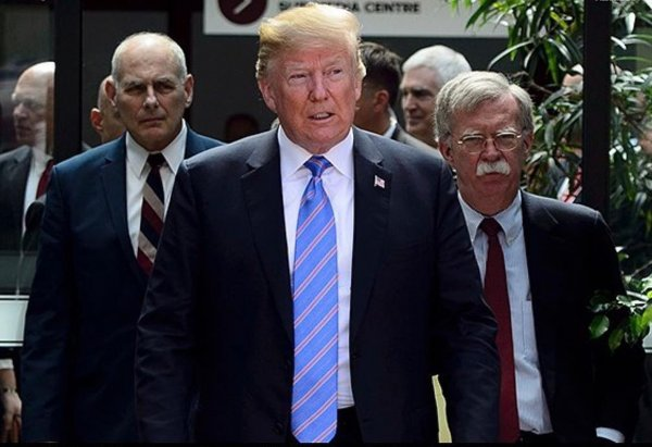 Трамп не подписал итоговое коммюнике саммита G7