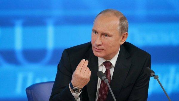 Путин: Трамп обеспокоен новым витком гонки вооружений