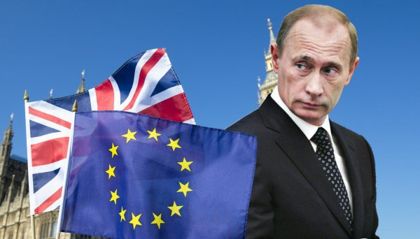 Британцы обнаружили связь между Россией и Brexit