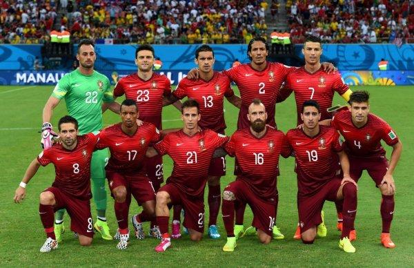 Футболисты сборной Португалии изучают русский язык
