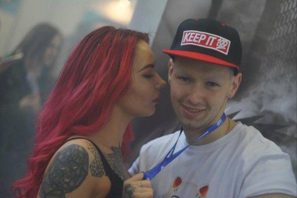 «Синтоловый качок» Кирилл Терешин показал свою нестандартную девушку