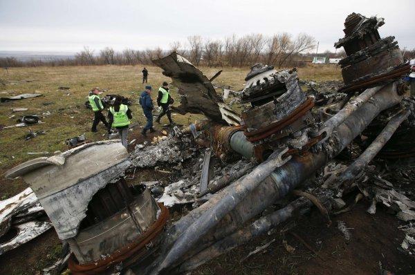 России предложили опровергнуть обвинения по делу о сбитом над Донбассом МН17