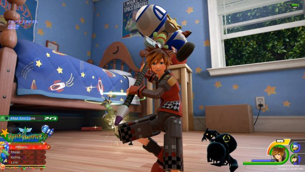 Дата релиза Kingdom Hearts III перестала быть тайной
