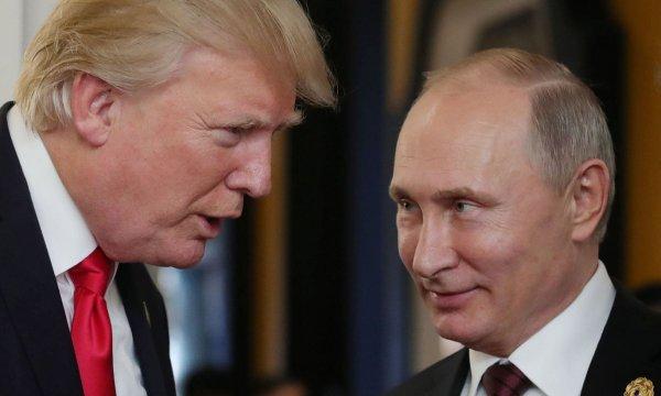 Власти Австрии подтвердили желание провести встречу Путина и Трампа в Вене