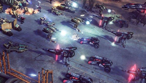 ЕА представила новую Command & Conquer: Rivals для смартфонов