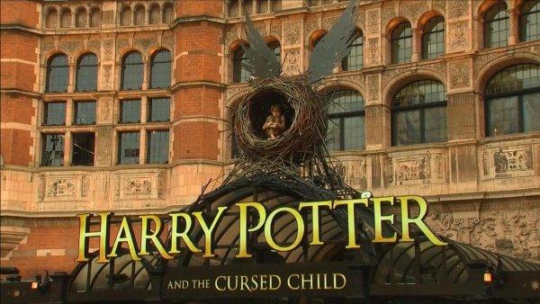 Спектакль «Гарри Поттер и проклятое дитя» назван лучшим на премии Tony