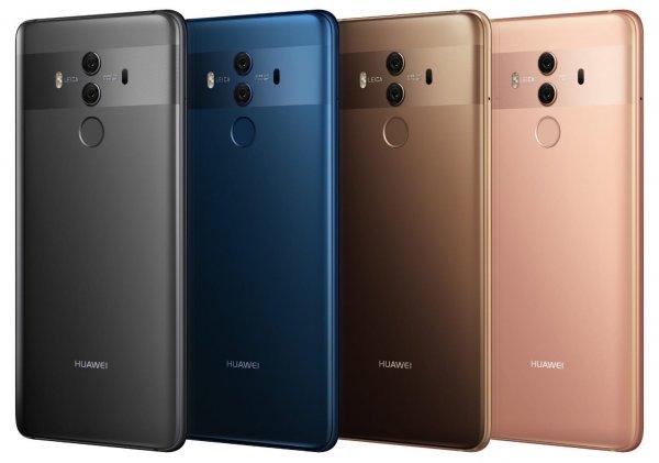 Размер шокирует: Смартфон Huawei Mate 20 Pro может превзойти Samsung Galaxy Note 9