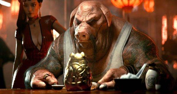 Ubisoft показал Джейд в трейлере Beyond Good & Evil 2