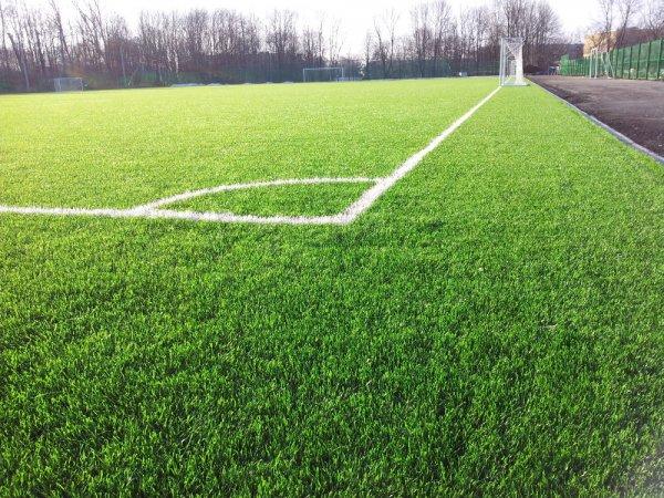 В день города в Уфе открыли новое футбольное поле перед ЧМ-2018