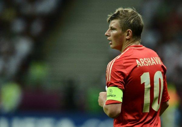 Андрей Аршавин желает вернуться в сборную России
