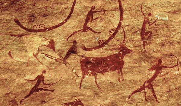 Китайские археологи обнаружили наскальные рисунки возрастом 12 тыс лет