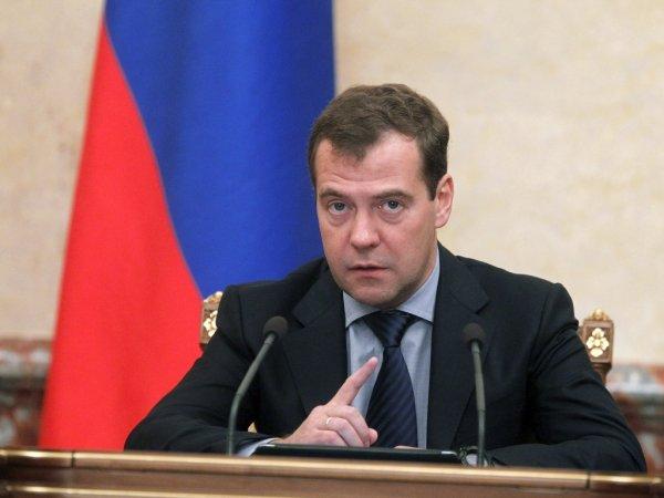 Медведев огласил повышение НДС до 20%