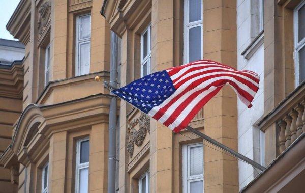 Посольство США о словах Трампа: Мы до сих пор считаем Крым частью Украины