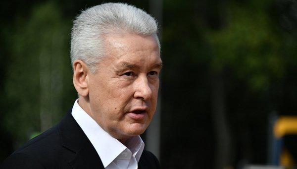 Сегодня заработал предвыборный штаб Собянина
