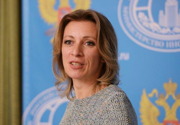 Ошибочка вышла: Захарова неправильно процитировала Маргарет Тэтчер