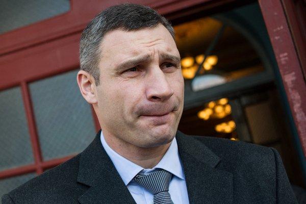 На мэра Киева Кличко подают в суд за организацию гей-парада